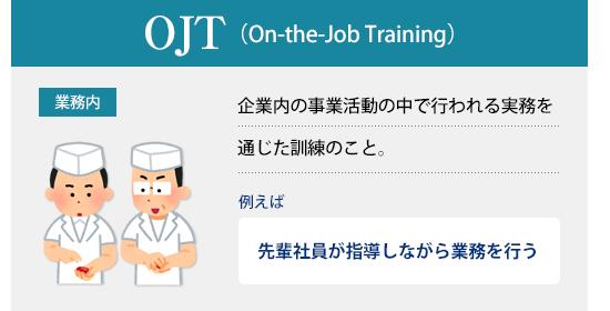 OJT(On-the-Job Training)
